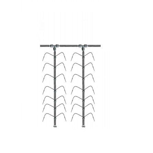 Tillegg For Micro-Drip Vanningssystem