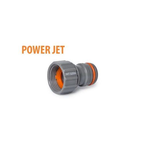Krankobling/Hurtigkobling White Line Power Jet