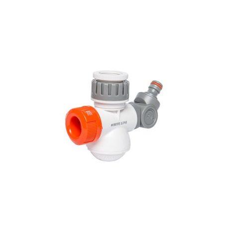 Krankobling/Hurtigkobling Med Dusj Multi Spray