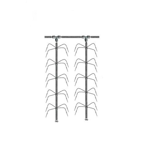 """Tillegg For Micro-Drip Vanningssystem """"Fire-Bens+"""