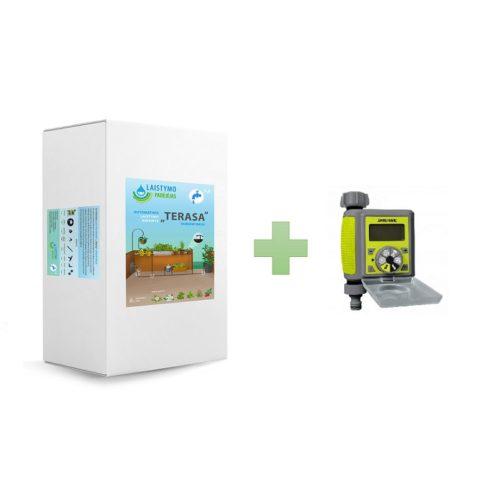 Automatisk Micro-Drip Vanningssystem