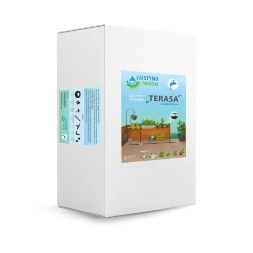 "Micro-Drip Vanningssystem ""Terrasse"""