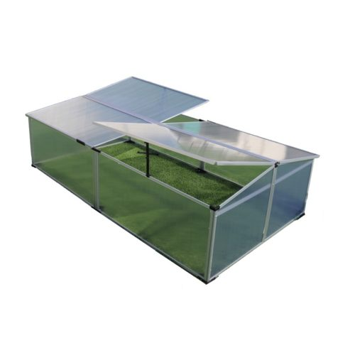 Minidrivhus 180 x 100 x 48 cm